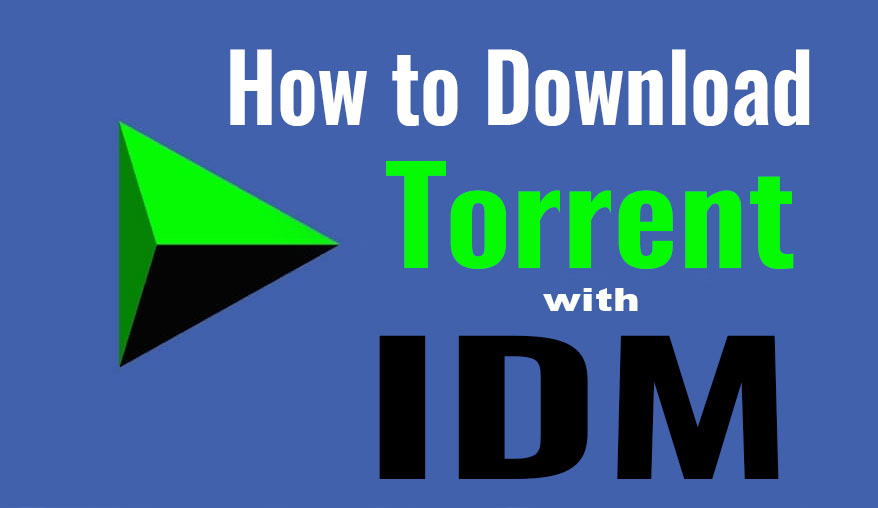 download torrent with idm 3 tricks that are 100 working