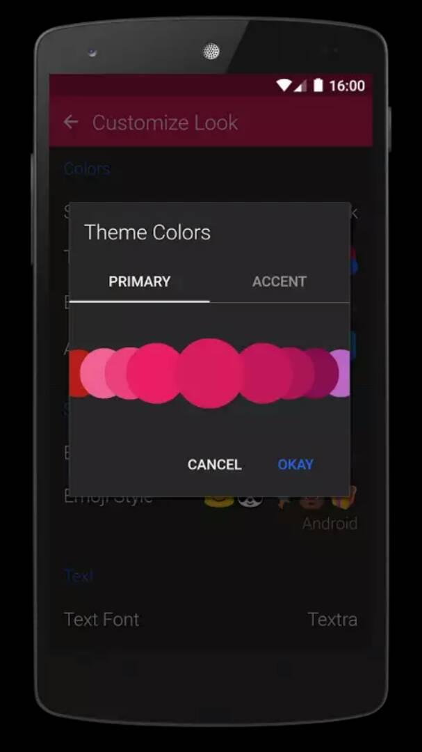 TEXTRA app