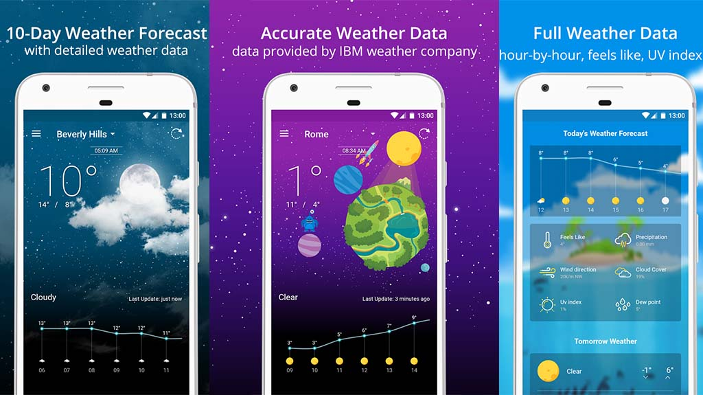 what is the best weather app for iphone best weather apps to save you from the changing climate 21221