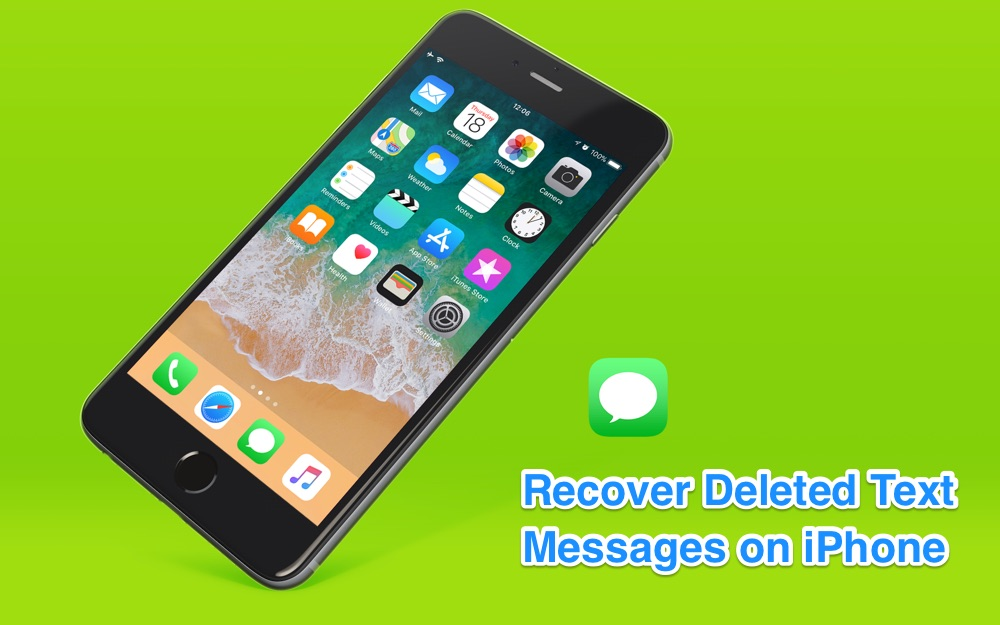 Is There A Way To Recover Deleted Texts On Iphone