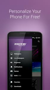 Image result for Zedge app screenshot
