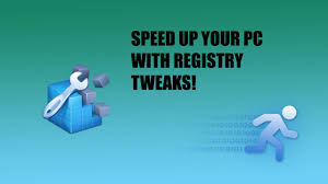Image result for windows 10 registry tweaks