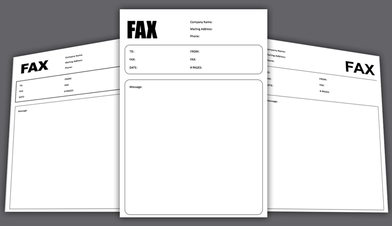 best 5 websites for free fax cover sheet templates techavy