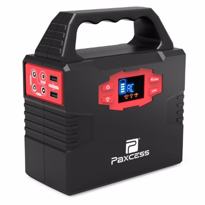 PAXCESS Portable Generator Power Inverter, 100 Watts