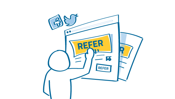 Image result for referral program